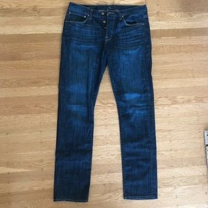 Never worn lucky brand jeans
